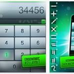Látott már ilyen okostelefonos számológépet?