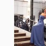 Vajna Tímea másfél milliós ruhában mutatta meg magát az Oscaron