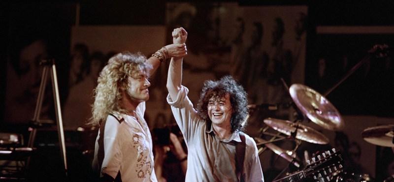 50 éve adta első koncertjét a Led Zeppelin