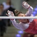 Megvan az olimpiai kvótája, mégsem elégedett a magyar tornász