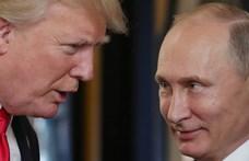 Oszakában tárgyal pénteken Putyin és Trump