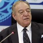 Aján Tamás lemondott a Nemzetközi Súlyemelő Szövetség elnöki posztjáról