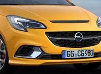 Jön az elektromos Opel Corsa és ez még csak a kezdet