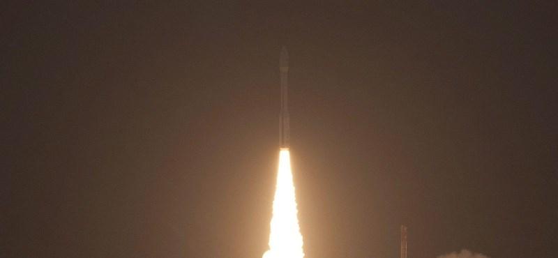 """Az első jelre """"ugrik"""" a magyar műhold"""