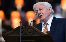 David Attenborough: A következő pár év a következő pár ezer évet is meghatározhatja