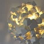 Sókristály ihlette lámpabura