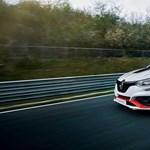 A Megane RS legvadabb változatának rekordot kellett mennie a Nürburgringen – videó