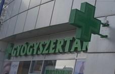 Tűzfalhiba miatt volt gond az EESZT-vel, nem tudtak receptre felírt gyógyszereket kiadni a patikák