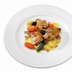 A hét receptje: Aszaltszilvás-zöldséges csirke