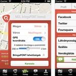 Magyar mobilos alkalmazás bicikliseknek