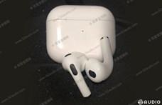 Egy szivárogtató szerint napokon belül új Apple-termék érkezik, az AirPods 3-ról lehet szó