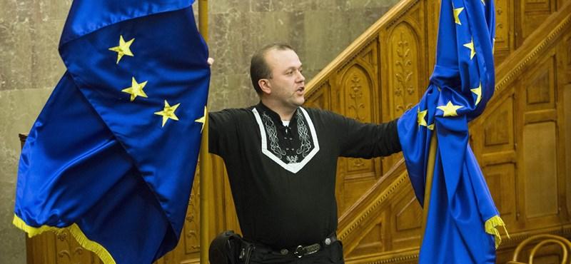 """A Jobbik inkább a """"nemzetek Európáját"""" szeretné"""