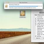 Csomagoljunk ki szinte bármilyen tömörített fájlt OS X alatt