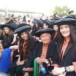 Ez mindenkinek erőt adhat: 97 évesen szerzett diplomát