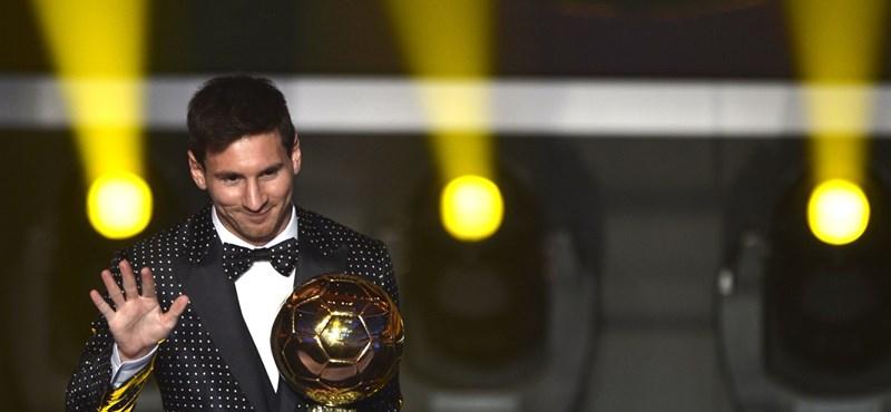 Messi: vissza fogok térni Argentínába