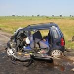 Három emberéletet követeltek a hétvégi balesetek