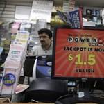 Jelentkezett a történelmi lottónyeremény egyik nyertese
