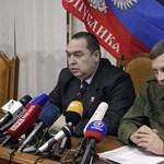 Megölték az oroszbarát ukrán szakadárok vezérét