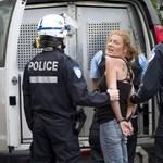 Hat hónapja tart a diáktüntetés Québecben, most felfüggesztették