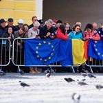 Filmsztárként körberajongott politikusok és mesterlövészek – így láttuk a nagyszebeni EU-csúcsot