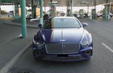 Ebből a svájci Bentleyből nem lesz most a Balkánon úri használtautó