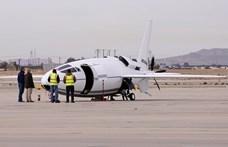 10 éve fejlesztik titokban a repülőgépet, ami sok mindent megváltoztathat