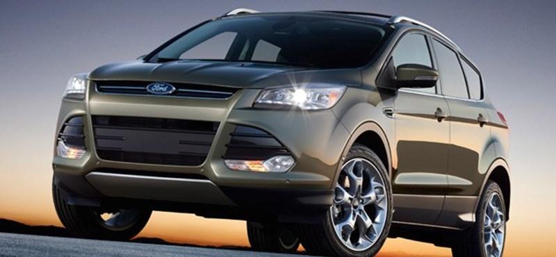 Terepjárókat hív vissza a Ford