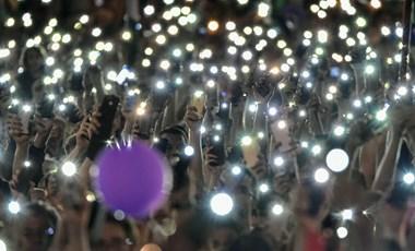 Ellenzékváltást hirdetett meg sok tízezer ember előtt Márki-Zay Péter