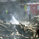 Hatalmas tűz volt Nairobi legnagyobb piacán, 15-en meghaltak