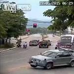 Thaiföldön hullaházi gyakorlatra kell menniük az ittas vezetőknek