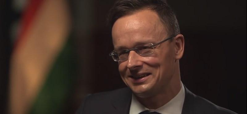Szijjártó: Nem tartjuk lényegesnek Weber nyilatkozatát