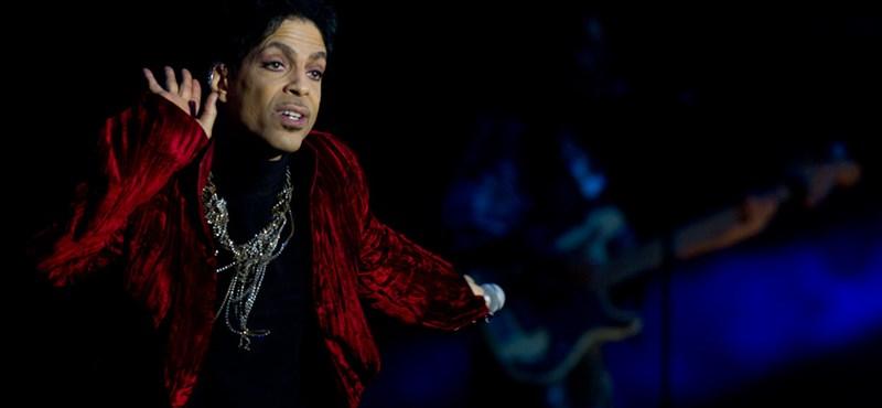 Új Prince-lemez érkezik szeptemberben