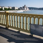 Gyanús csomag miatt volt bombariadó a Margit hídon