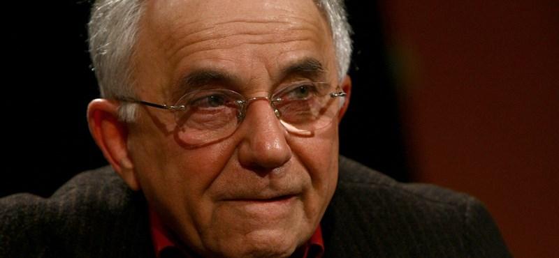"""""""Egyedül fejezem be az utat"""" – Vitray Tamás 87 évesen válik"""
