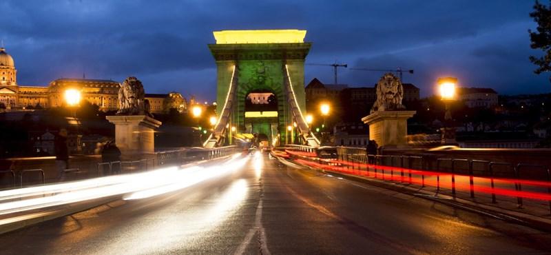 Ma van Budapest születésnapja - 10+1 dal Budapestről