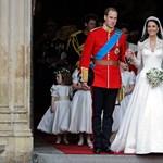 Vilmos és Kate esküvője: amit eddig nem láthattak