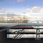 A futurisztikus Thames Hub a világ legnagyobb repülőtere lehet