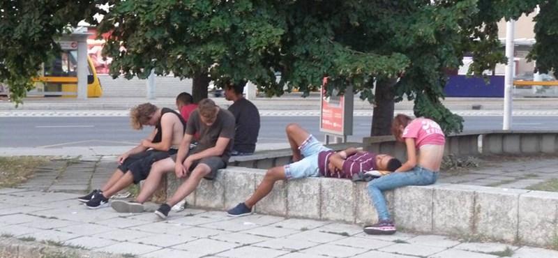 Kőbánya fideszes polgármestere behívná a rendőrséget a drogválság miatt