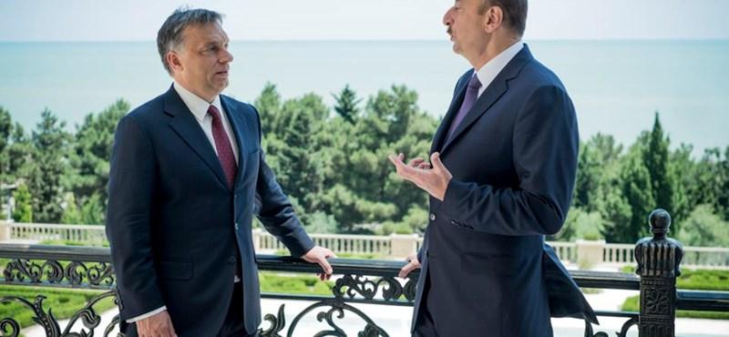 Már Gyurcsányék jóba lettek az azeri despotával