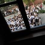 Tüntetnek a tanárok pedagógusnapon