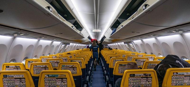 Olaszország betiltotta a repülőkön a fedélzeti poggyásztartókat