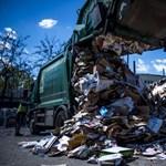Kompenzációt kapnak a cégek az átadott hulladékért