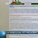471 millióból kap új weboldalt az agrárgazdasági kamara