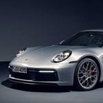 Hivatalos: itt a teljesen új Porsche 911