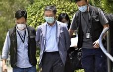 Lefejezték, vége a legnagyobb hongkongi demokráciapárti lapnak