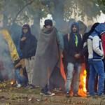 Új útvonalon próbálnak Európába jutni a szíriai menekültek