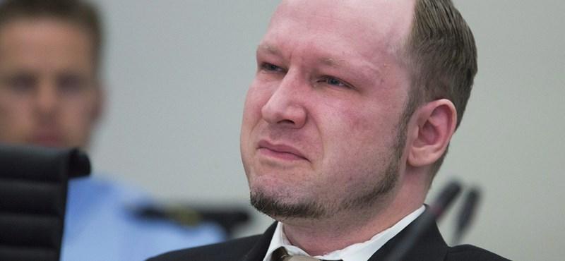 Fotó: elsírta magát a norvég mészáros
