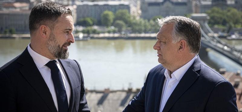 Victor Orban mantuvo conversaciones con el líder del partido Vokes de extrema derecha en España