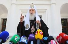 Kigyógyult az ukrán főpap a koronavírusból, aki a melegeket okolta a járványért