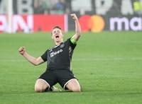 Mindent felforgat az Ajax BL-elődöntője
